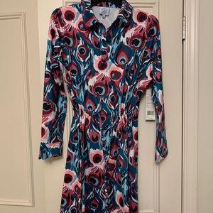NWT Tracy Negoshian Dress -S
